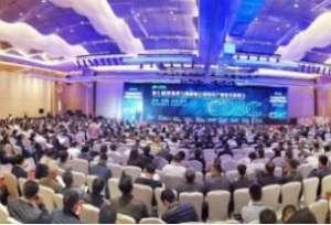第七届装饰纸与饰面板定制家居产业链发展峰会盛大开幕粒度仪